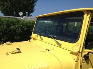 **SOLD** 1977 Toyota Land Cruiser Pickup Truck
