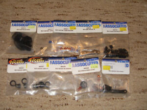 RC Vehicle Parts for 1/8 ASC RC8 Buggy