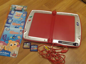 Vtech Create A Story Reading System London Ontario image 2