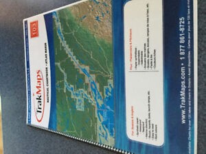 Track Maps Lake Ontario to Brockville