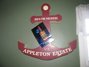 Appleton Rum Sign