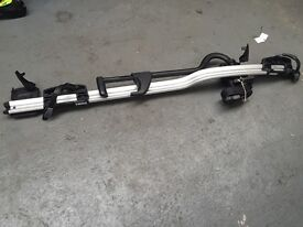 Thule 598 bike rack with box NEW with keys