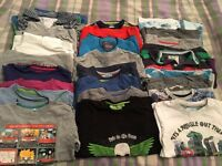 Clothes Bundle - Tops - 4 year old
