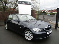2005 BMW 320 2.0TDSE(FULL BMW HISTORY,FULL BEIGE LEATHER,WARRANTY)