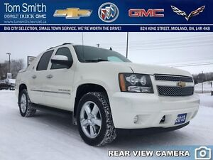 2013 Chevrolet Avalanche LTZ   - LOCAL TRADE -  ONE OWNER -  BLU