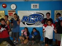 BOXING FOR YOUTH