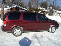 2008 Chevrolet Uplander LT Allongé Familiale