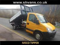 Iveco Daily 35s13 MWB DROP SIDE TIPPER DIESEL MANUAL 2010/10