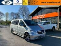 2013 Mercedes-Benz Vito 113 CDI TRAVELINER MINIBUS 9 SEATER NO VAT NOT VIANO Com