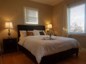 Fully Furnished InnerCity 2BR Main Lvl 10mins to DT, SAIT & UofC