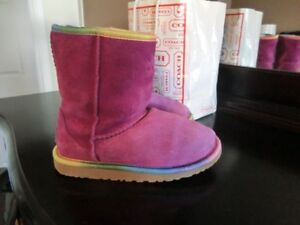 Kids Size 3 UGGS Authentic
