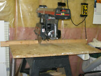 10 in. craftsman radial arm saw