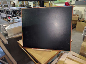Restaurant tablets and chairs for sale in excellent condition