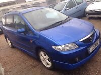 Mazda primacy spares or repairs clutch slipping 195