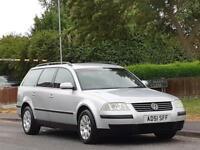 Volkswagen Passat 2.0 2002MY SE,ESTATE LONG MOT,READY TO GO