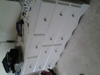NEED GONE ASAP MOVING 7 drawer dresser