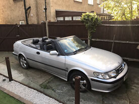 Saab 93 convertible Auto spares or repairs