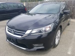2013 Honda Accord EX-L | LEATHER.ROOF 13999