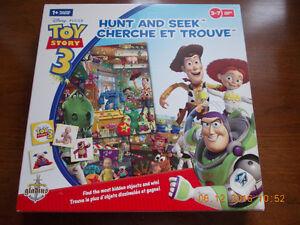 Histoire de jouets Cherche et trouve. Saint-Hyacinthe Québec image 1