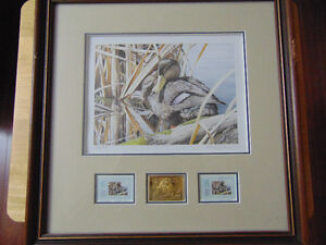 Wildlife Habitat Canada / Prints with Stamps / s-n London Ontario image 6