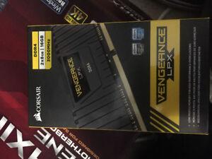 CORSAIR Vengeance LPX 16GB (2x8GB) 288-Pin DDR4 SDRAM DDR4 3000