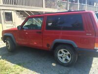 1998 Jeep Cherokee 2 door