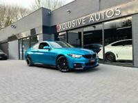2017 BMW 4 Series 420i M Sport 2dr Auto [Professional Media] COUPE Petrol Automa