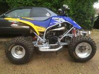 Yamaha blaster race quad 200cc
