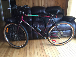 Mountain Bike in New condition .