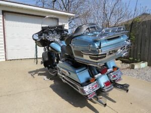 2007 Harley Davidson Ultra Classic Motorcycle For Sale