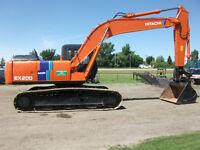Hitachi EX200-2 Excavator #1206