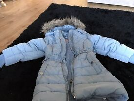 Girls coat age 5-6 years!