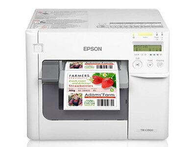 Epson TM-C3500 Color Label Printer  ColorWorks C3500  C31CD5