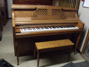 Andrew's Piano Sales, Repairs, Moving and Tuning