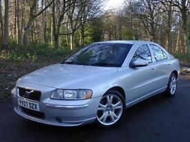 2007 07 Volvo S60 2.4TD (185) Auto D5 SE 4 Door..HIGH SPEC!!..STUNNING!!
