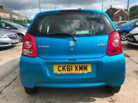 2011 61 Suzuki Alto 1.0 SZ3 Petrol 5 Speed Manual Low Miles Immaculate Condition