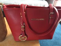 Michael kors and prada hand bags for sale