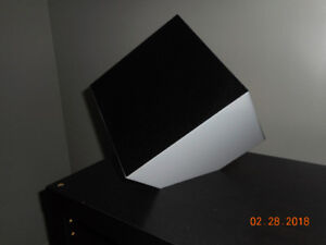Lampes cube