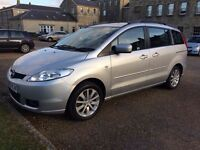 Mazda 5 2.0 Diesel 2007 Low Mileage/ Long MOT