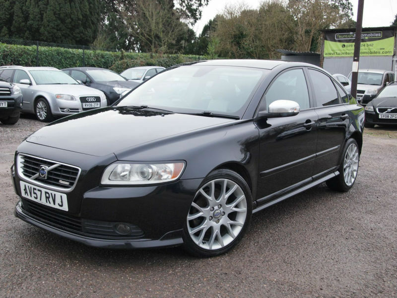 2008 Volvo S40 2 0d R Design Se Sport Diesel Manual Full
