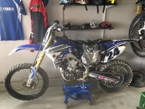 2012 yzf 450 for sale