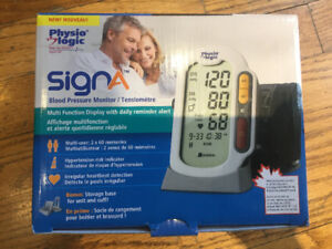Blood Pressure Monitor - Brand new, unopened; by Physiologic