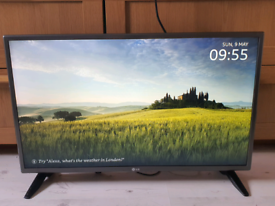 LG 32LS33A 32'' Full HD display/monitor IPS