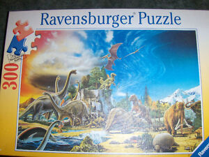 Mario Lemieux, Sidney Crosby, Dinosaur,Little Mermaid puzzles London Ontario image 4