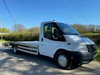 2010 Ford Transit RECOVERY TRUCK TDCi 350 Dropside Diesel Manual