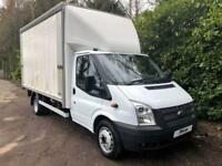 2012 62 FORD TRANSIT T350 TDCI 125PS CURTAIN SLIDER * EXCELLENT CONDITION * DIES