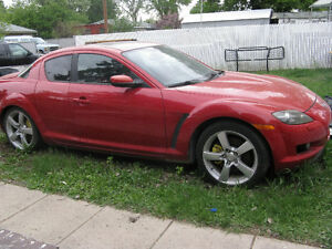 2004 Mazda RX-8 Coupe Coupe (2 door)