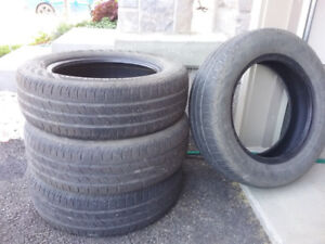 Tires 185/65/15 Continental