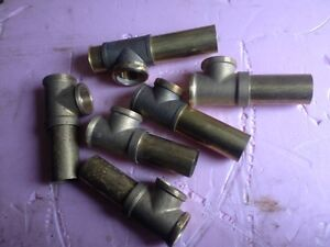 Plumbing Brass  Parts 6pcs available