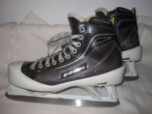 Senior Goalie Skates Size 9½ (Bauer Supreme One100)